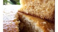 coconut orange tea cake