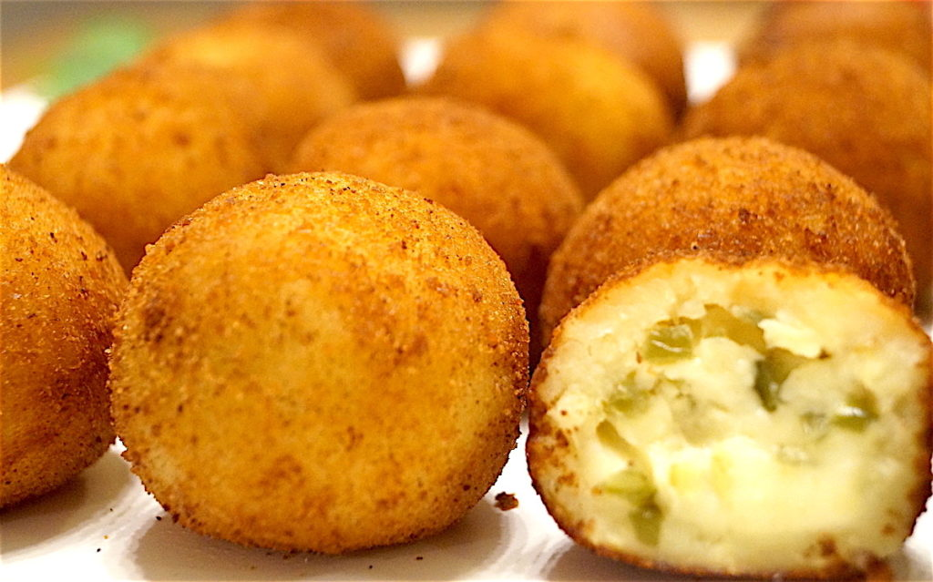 how to make sweet potato croquettes
