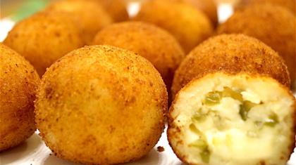 sweet potato croquettes