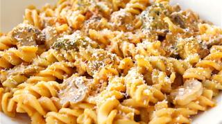 bell pepper pasta
