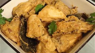dahi chicken (Chicken in Yoghurt)