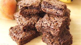 Nutella chocolate chip brownies