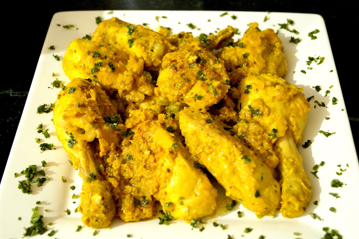 Simply Delicious Lemon Coriander Chicken