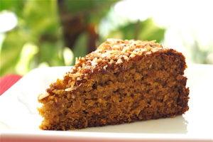Coconut Delight Cake (Eggless)