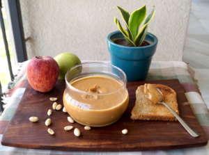 The Best Homemade Peanut Butter