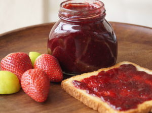 The Best Homemade Strawberry Jam