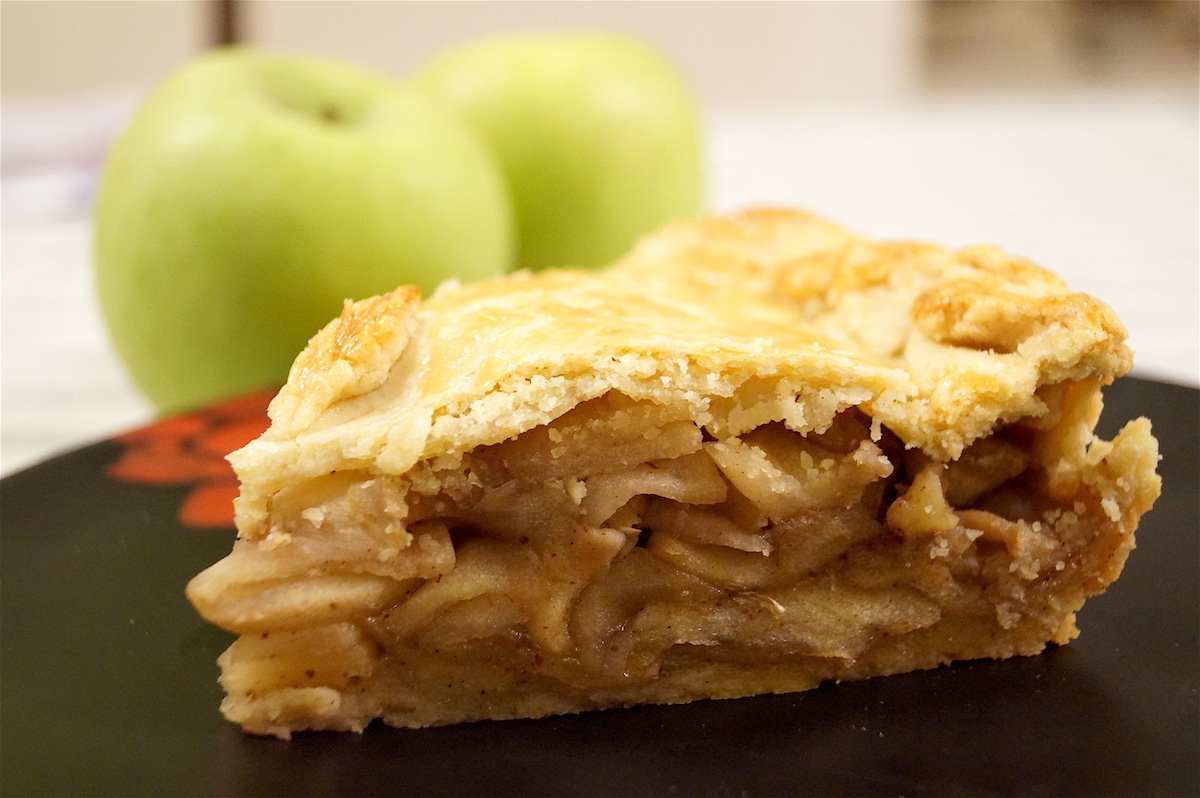 Double Apple Pie With a Twist