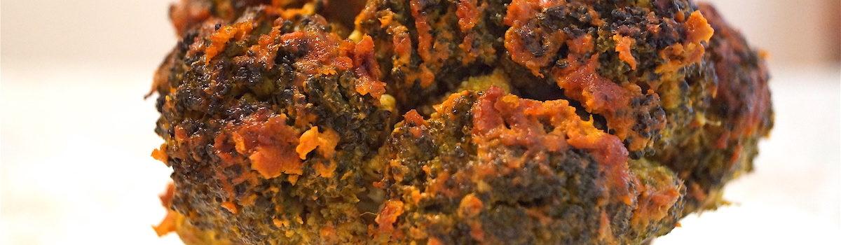 Baked Piri Piri Broccoli