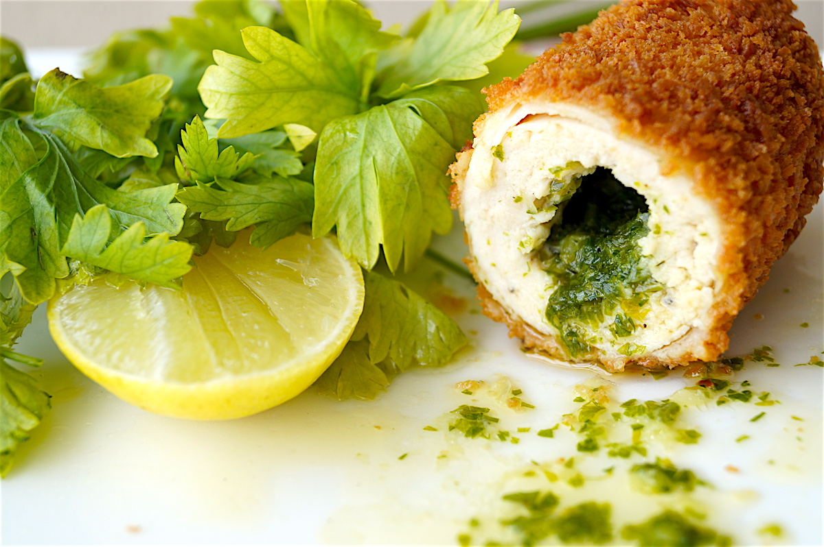 Mini Chicken a la Kiev