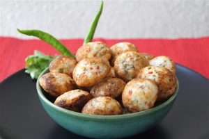 Masala Appe (Super Healthy Snack)