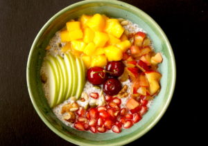 Power Packed Chia Pudding – Healthy Breakfasts