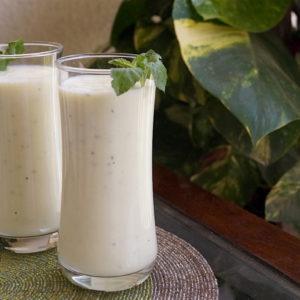 Raw Mango Lassi – Fantastic Summer Cooler