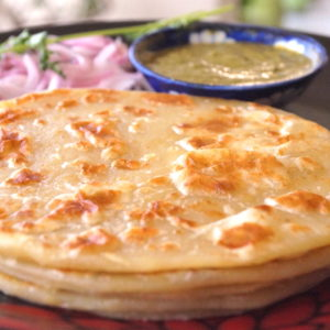 Simply Delicious Potato Paranthas (Indian flatbread)
