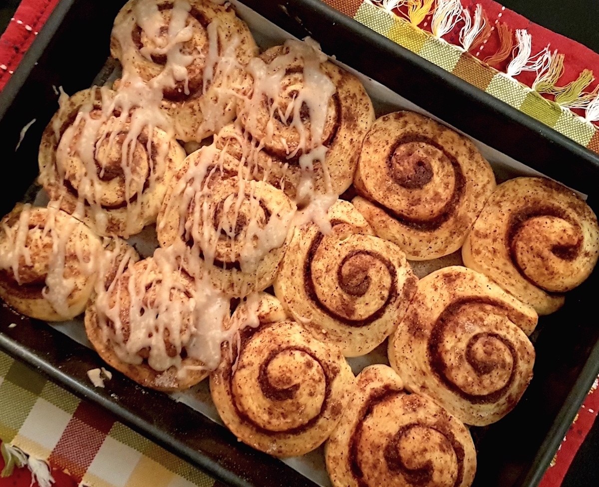 Best Cinnamon Rolls Ever