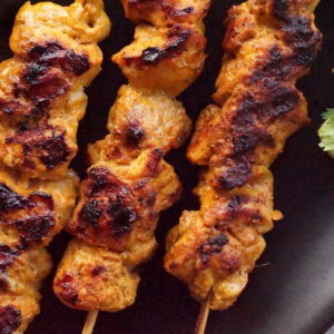 Easiest Pan-Grilled Chicken Tikka